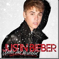 Justin-Bieber-Under-The-Mistletoe-album-cover